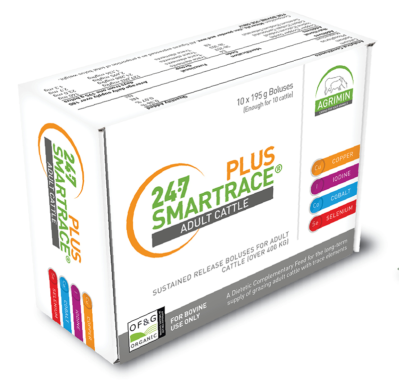 SMARTRACE PLUS ADULT CATTLE